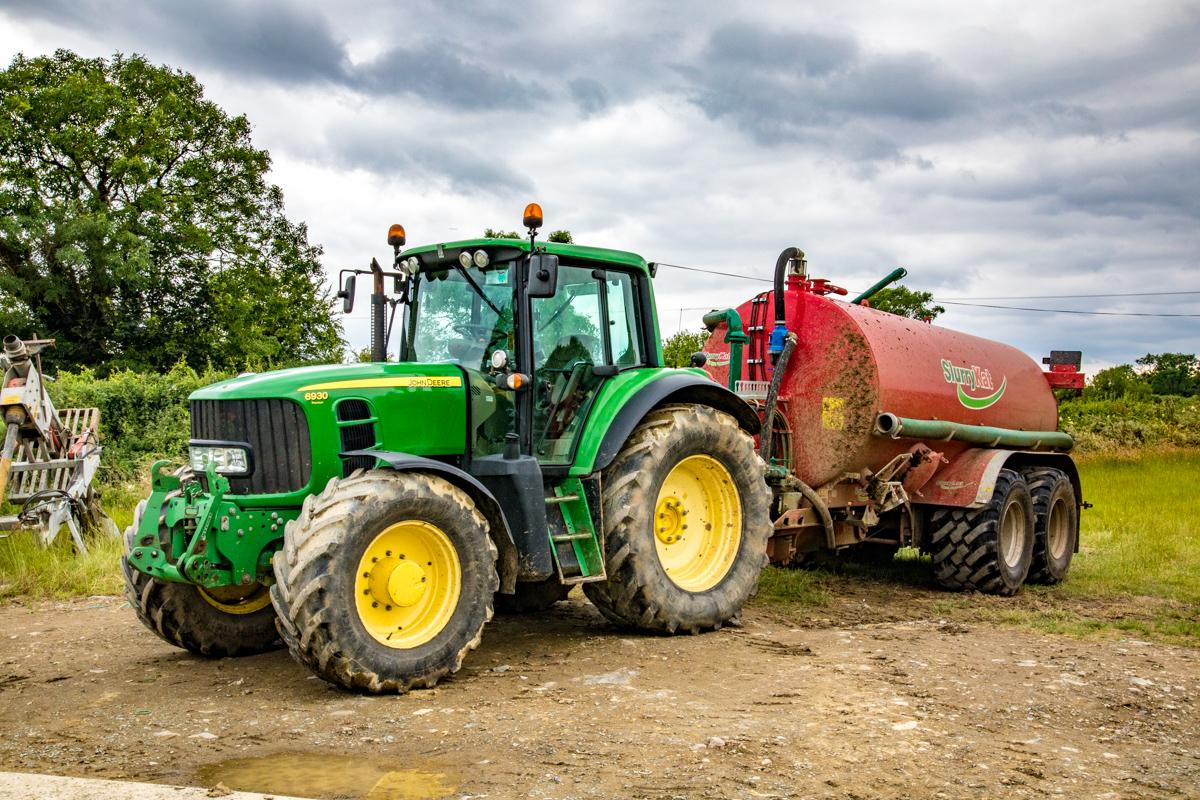 Fleet profile: Wexford contractor reveals his machinery