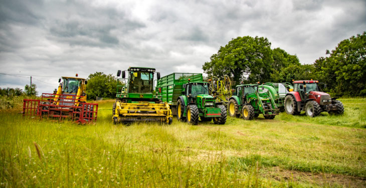 Fleet profile: Wexford contractor reveals his machinery 'hits' and 'misses'