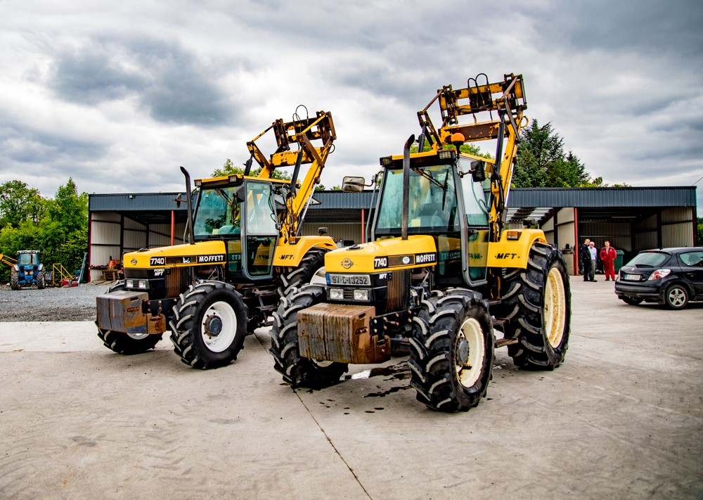 Ford Loader Arms : Classic corner moffett mfts abound in monaghan agriland ie