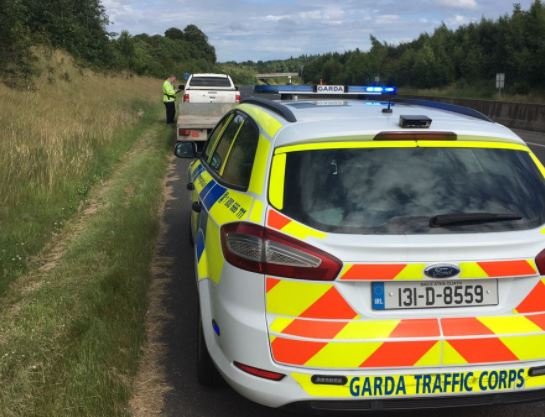 Driver of a 4X4 caught speeding at 150kph while towing a trailer