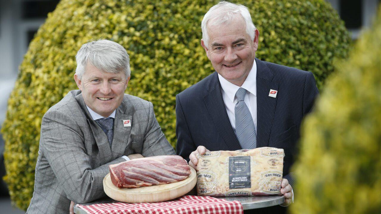 Irish beef wins big at international awards