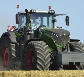 AGCO reports 10% boost in sales for Q3 of 2021