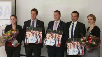 Ex-Macra president elected CEJA VP as Jagoe term ends
