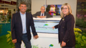 Bord Bia showcases research centre at landscaping event