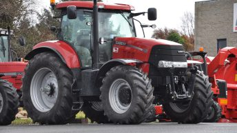 Case New Holland revenue rises to nearly €6 billion