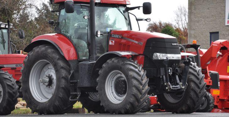 Case New Holland revenue rises to nearly €6 billion
