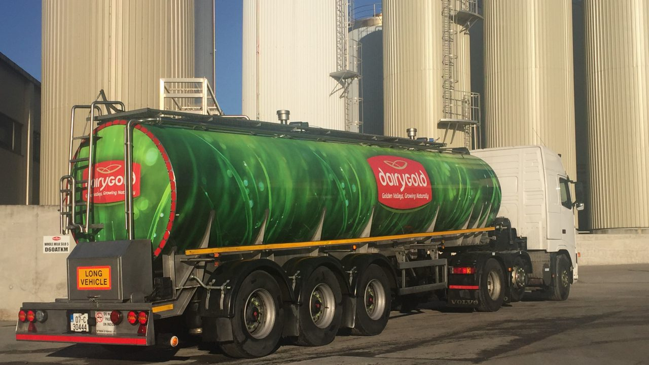 Dairygold CEO: 'I think it's going to be a good year in dairy'