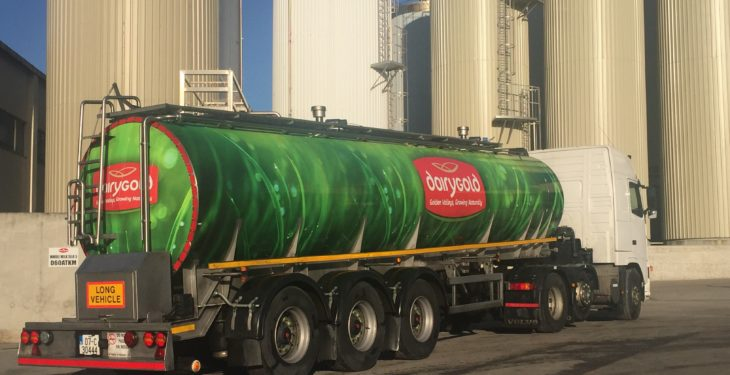 All steady for Dairygold's November milk price