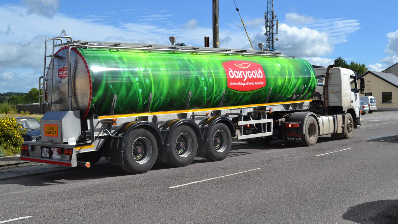 Dairygold lowers price for April milk