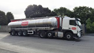 Dairygold raises milk price for March supplies