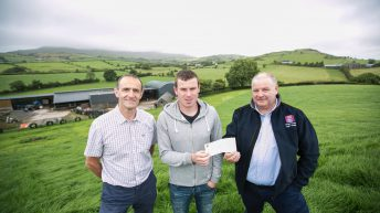 NI farmer wins business plan award for the first time