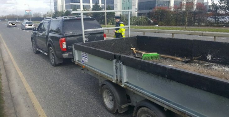 4X4 seized by Gardai: Improper use of green diesel