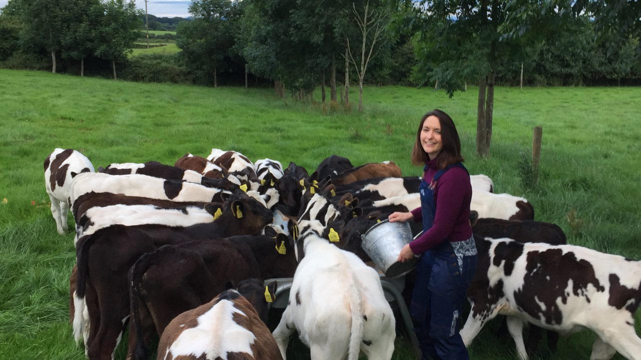 New venture aims to turn out fashionable female farmers