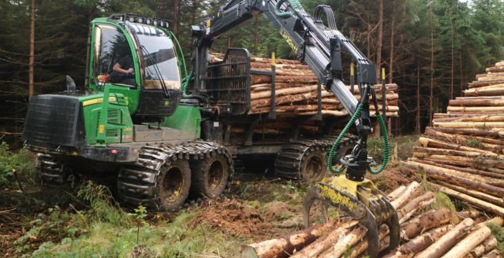 'We have not withheld any payments to farmers' – Coillte