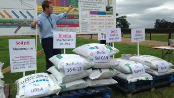 'New kid in town' on nitrogen fertiliser market