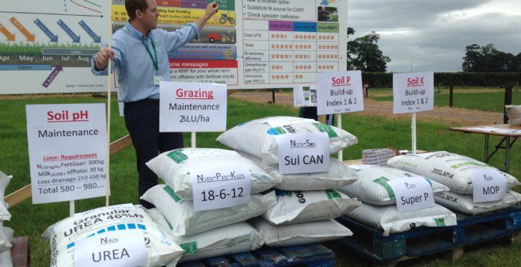 'New kid in town' on nitrogen fertiliser market
