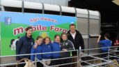Midlands farmer drives mobile farm campaign