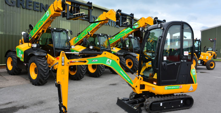JCB gets order for 1,200 machines in €60 million deal