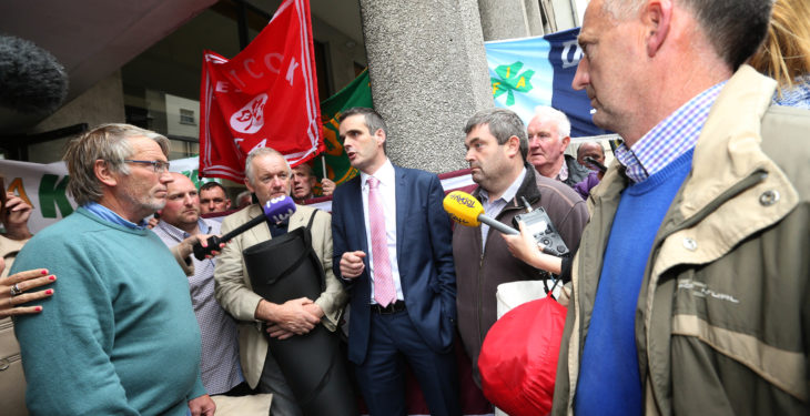 Video: IFA suspends protest ahead of meeting with Minister Creed