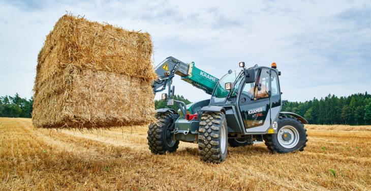 John Deere and Kramer join forces in 'strategic partnership'