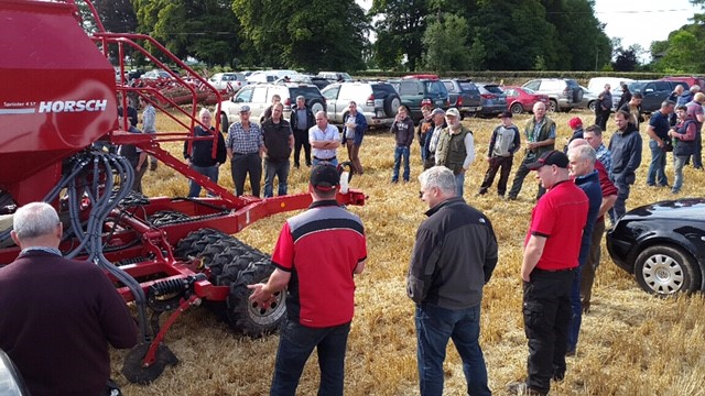 'Monster Tillage Demo Day' kicks off this Friday in Carlow