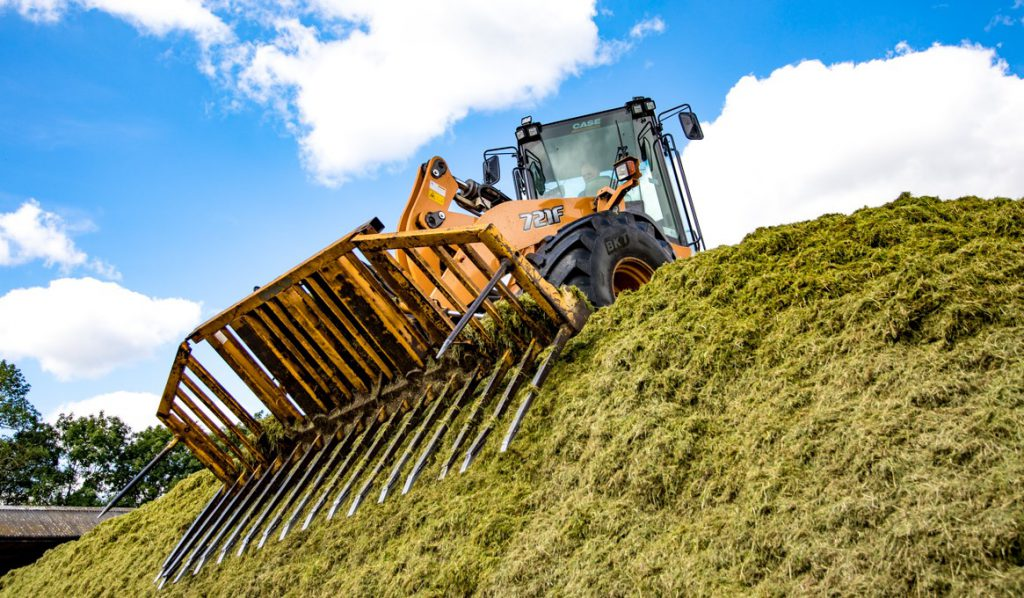Kennedy Kennedys silage contractor