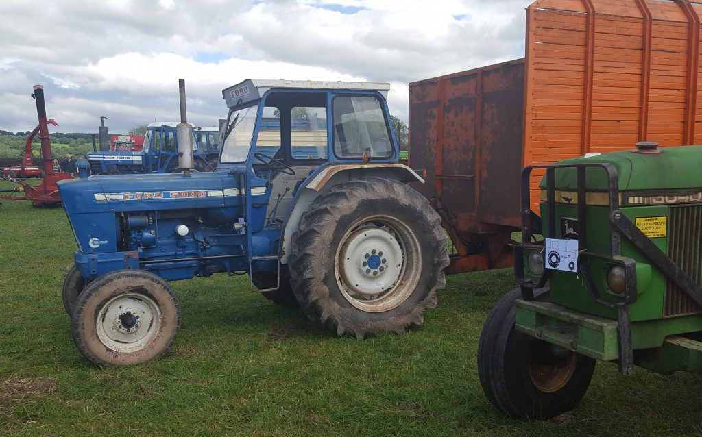 Lismore silage