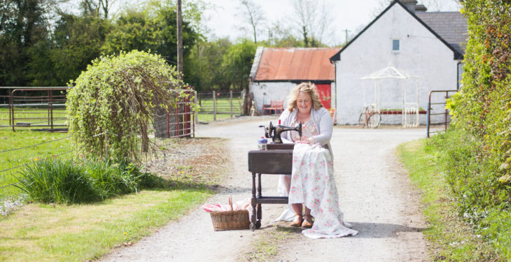 Roscommon woman turns farm cottage into crafty business