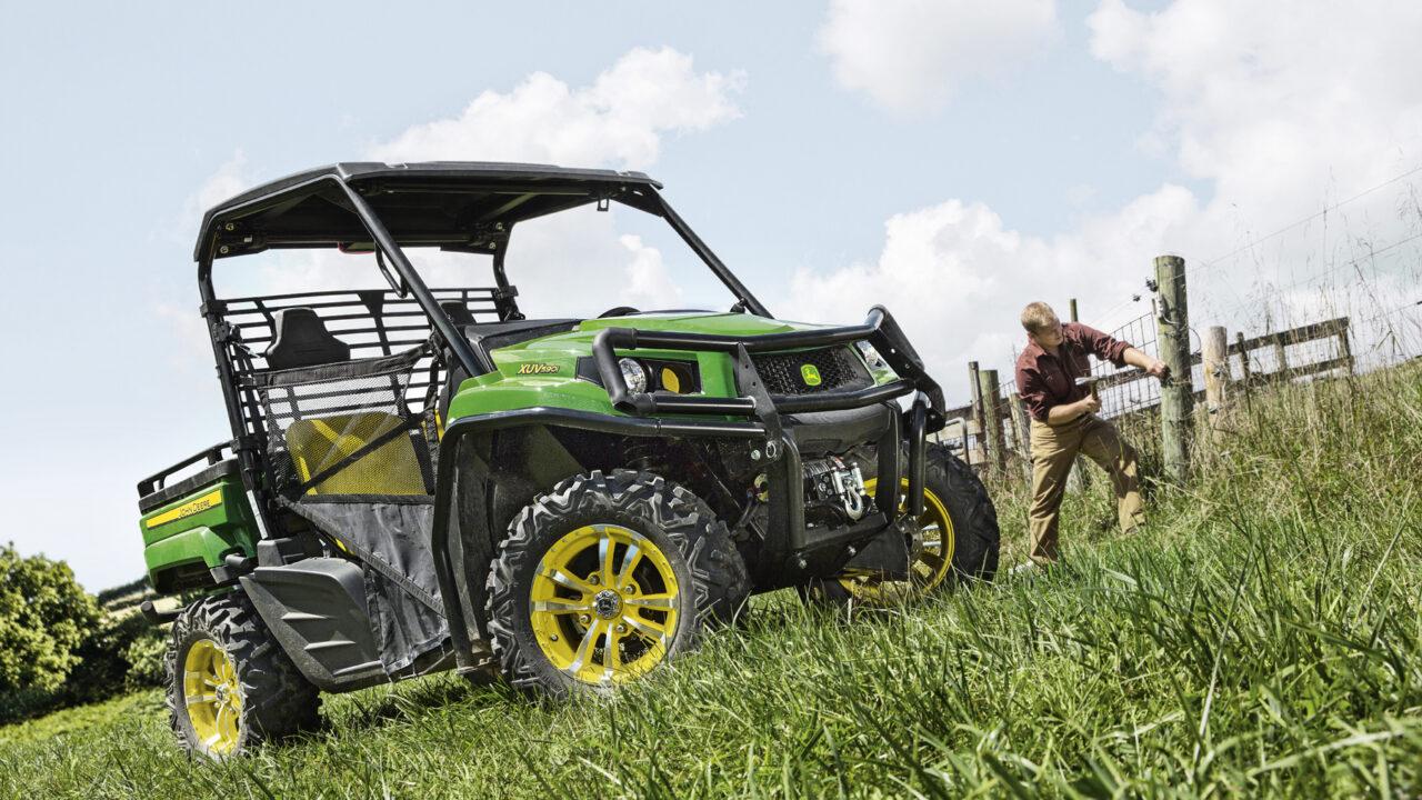 John Deere to unveil latest Gator models