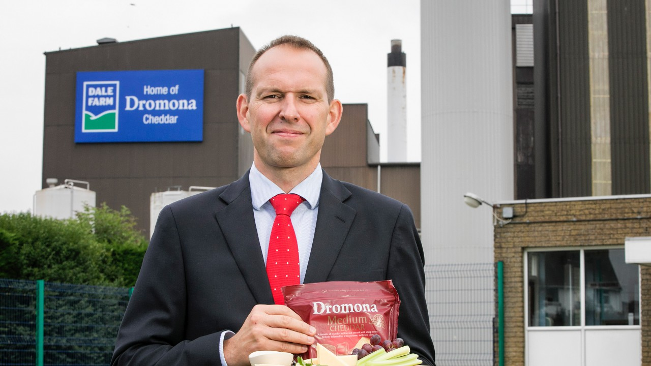 Northern Ireland's Dale Farm sees profits soar 16%