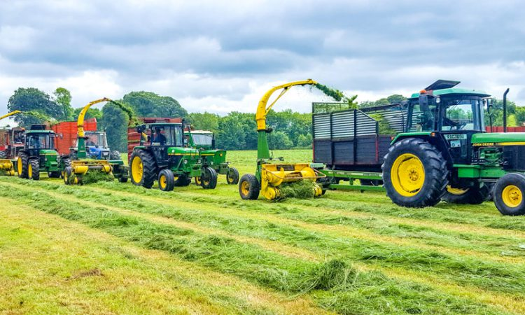 Some top tips for making first-class silage
