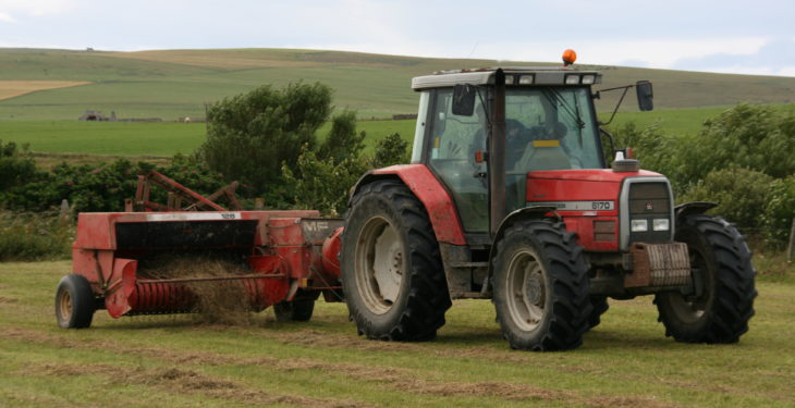 Bargains for bales? Hay prices across the country