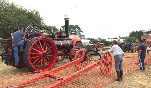 'Great day out' at south east vintage rally and haymaking day