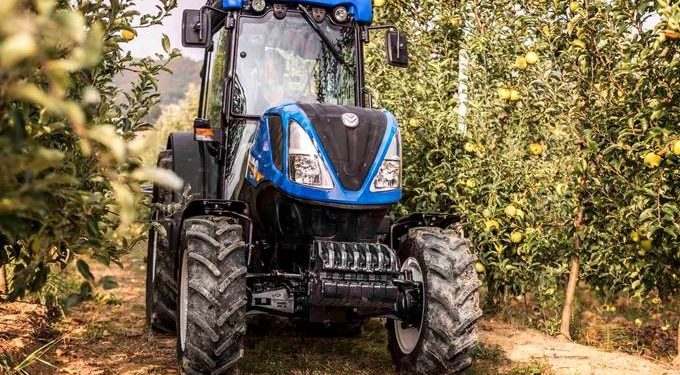 New Holland launches updated 'specialist' tractor range