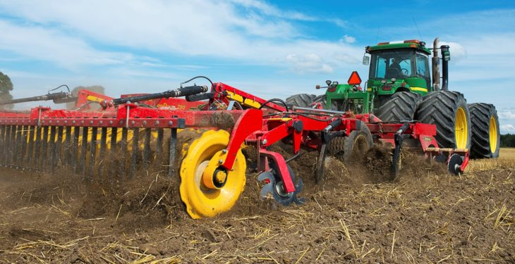 John Deere strikes a deal with Vaderstad