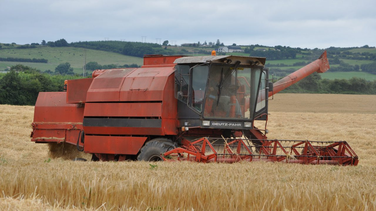 Early harvest on the cards, as combines begin to roll