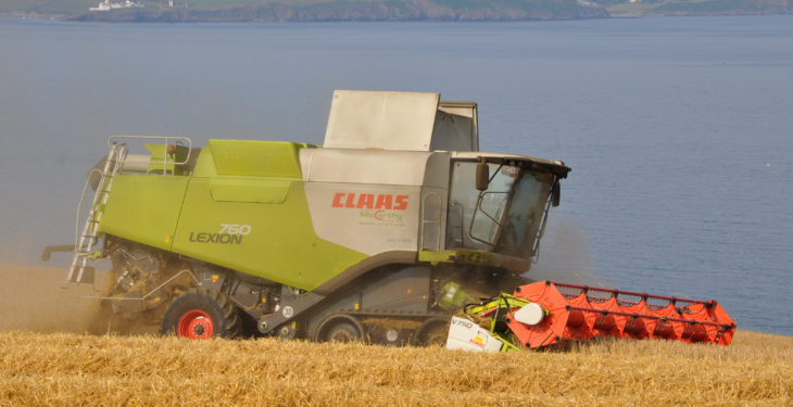Winter barley – a tale of rotation in the south-east