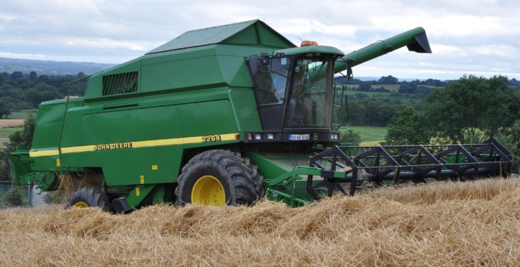 49% of tillage farmers see world grain prices as a threat – survey