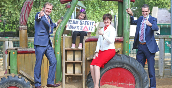 'We must ensure that children are aware of the potential dangers on farms'