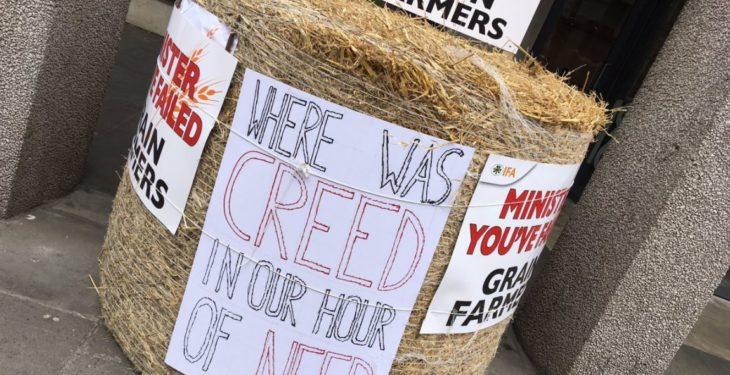 Launch of tillage crisis fund imminent