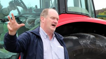'We are prioritising everything else – before a farmer's life'