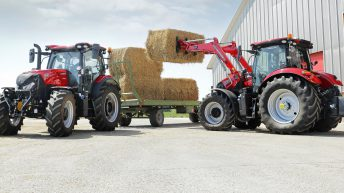 Case IH Maxxum gets dual-clutch, 8-speed powershift option