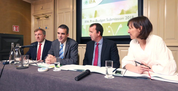 IFA recommends government-backed low-cost loans in pre-budget submission