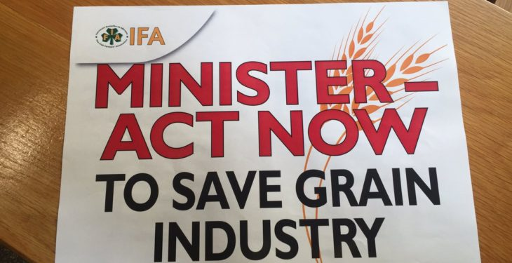 Number of IFA protesters set to grow at department HQ, but will they be let in?