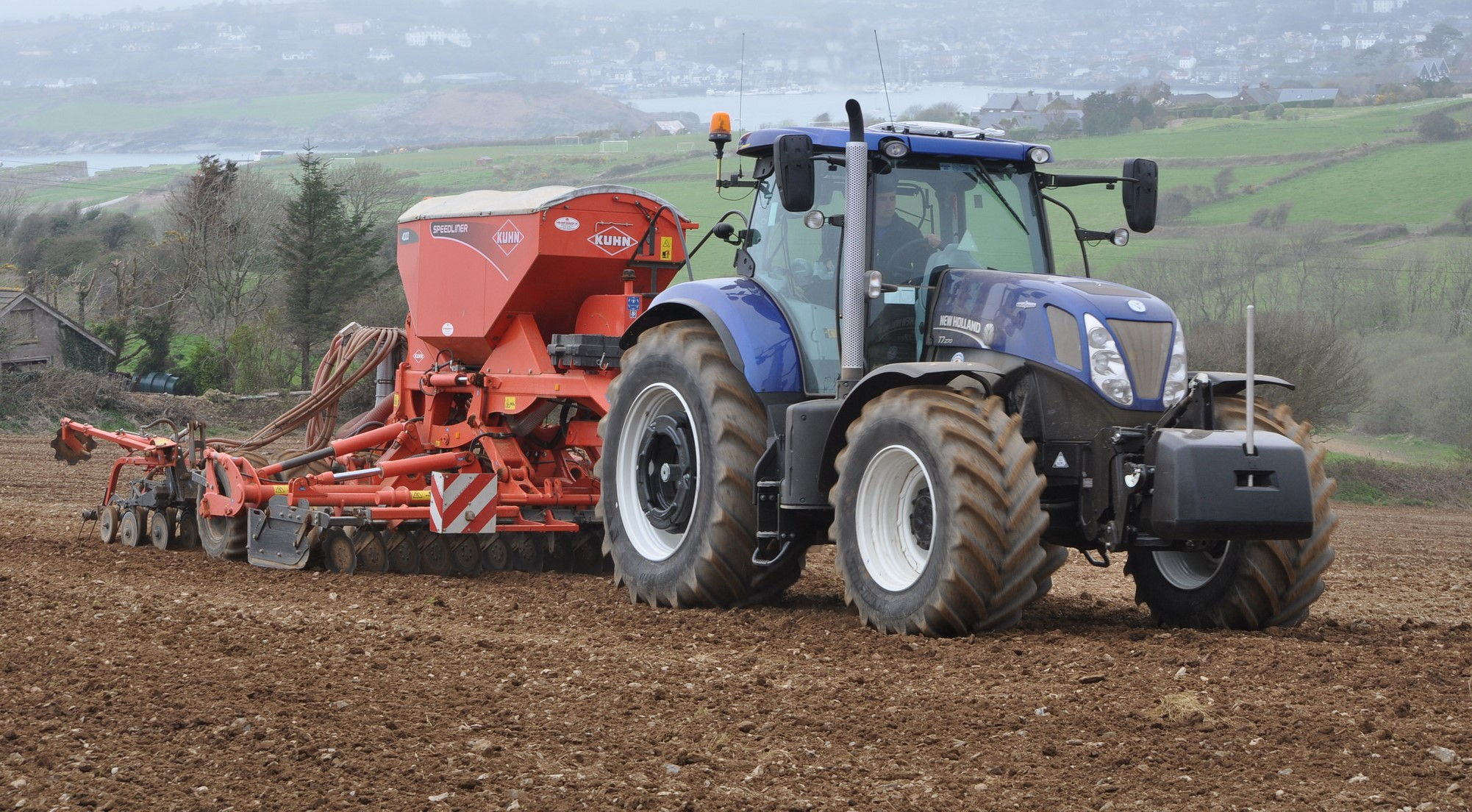 Manufacturers of agricultural machinery in Russia: a selection of sites
