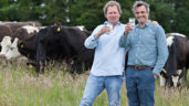 Co. Cork milk gin goes from 'grass to glass'