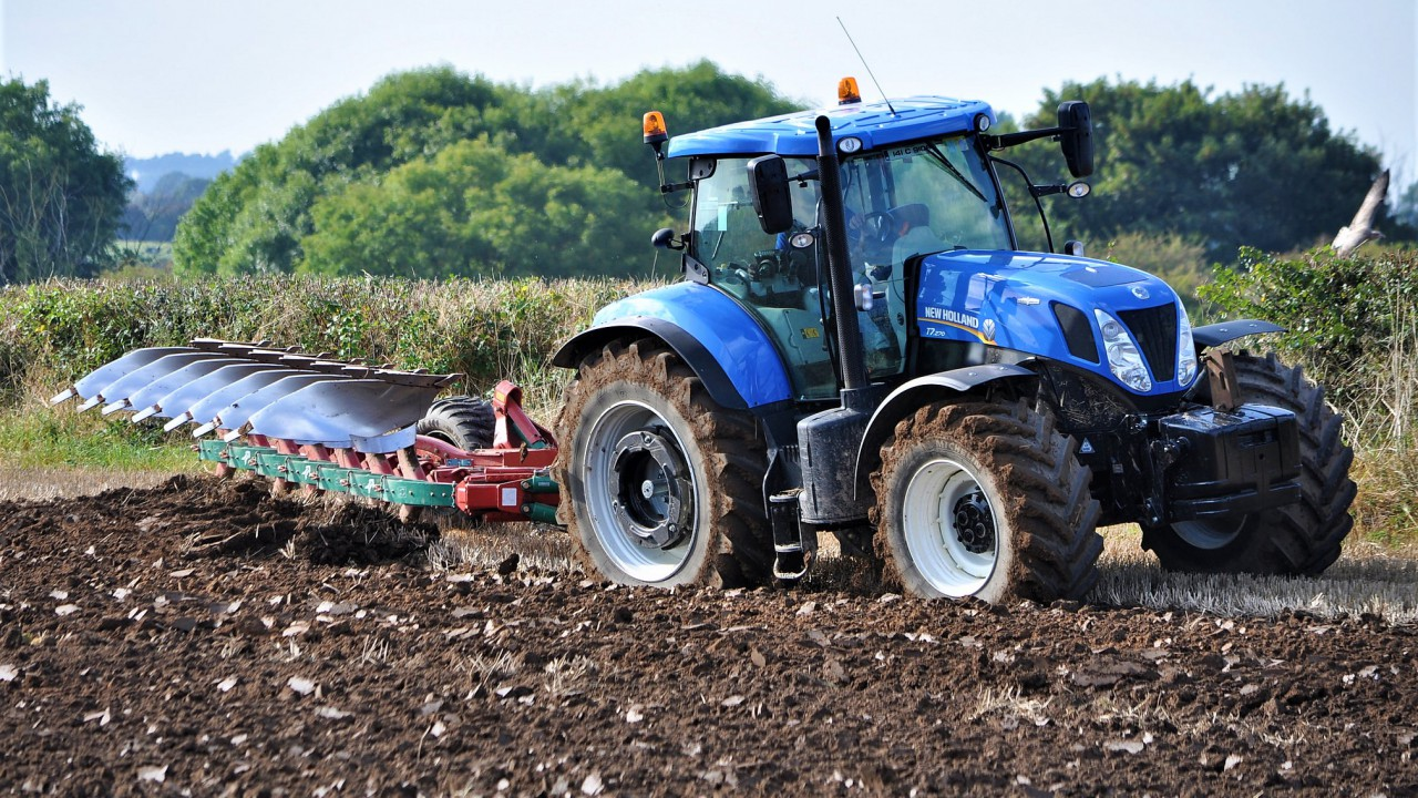 Kverneland: 'Robotised ploughs to run 24/7 in the future'