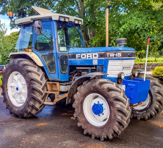 Driving vintage tractors on public roads: Do you know the rules?