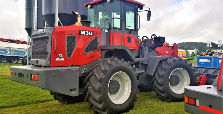 Show preview: Machinery 'locked and loaded' for Tullamore