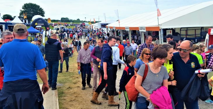 Almost 120 agricultural shows to benefit from €800,000 funding bonus